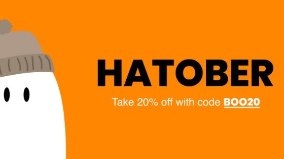 Hatober Sale