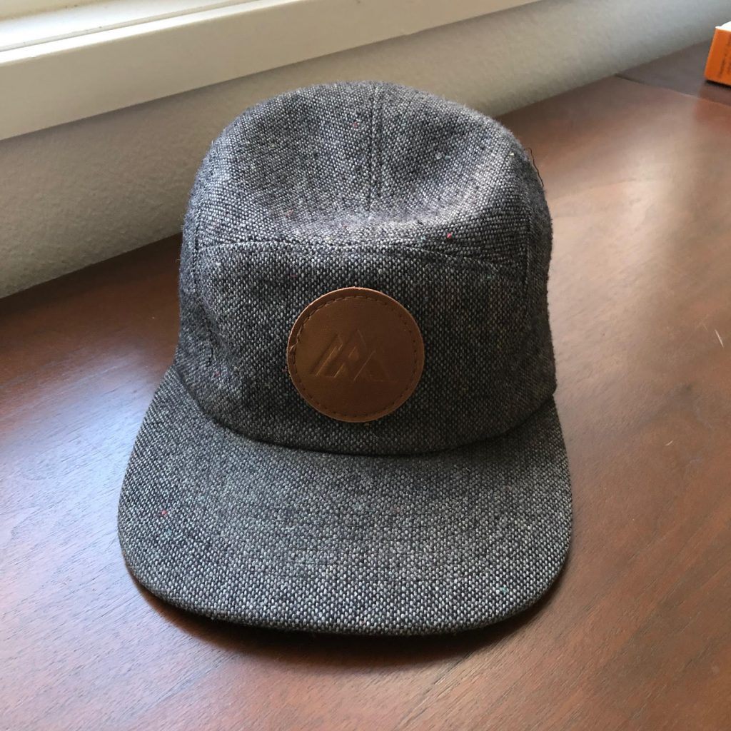 Custom Unconstructed Deep Fit Cap