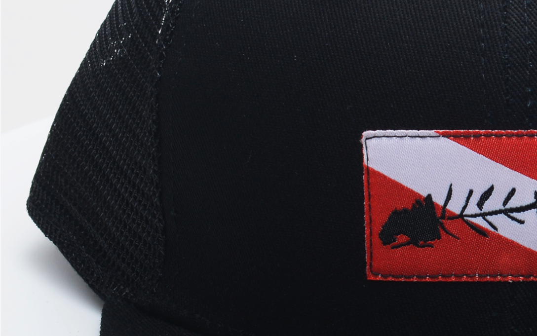 3 Types of Patches for Custom Hats