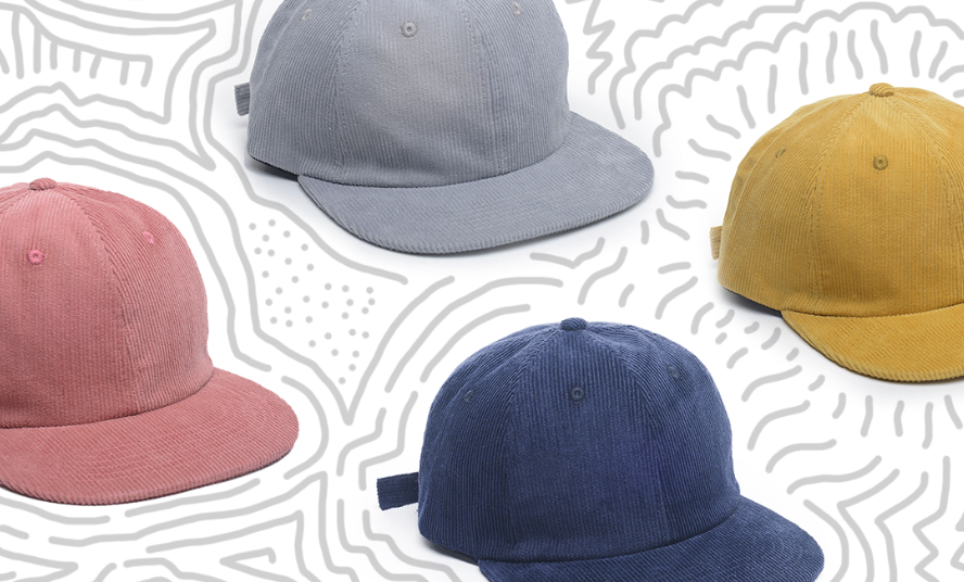 How to Wash & Maintain Corduroy Hats