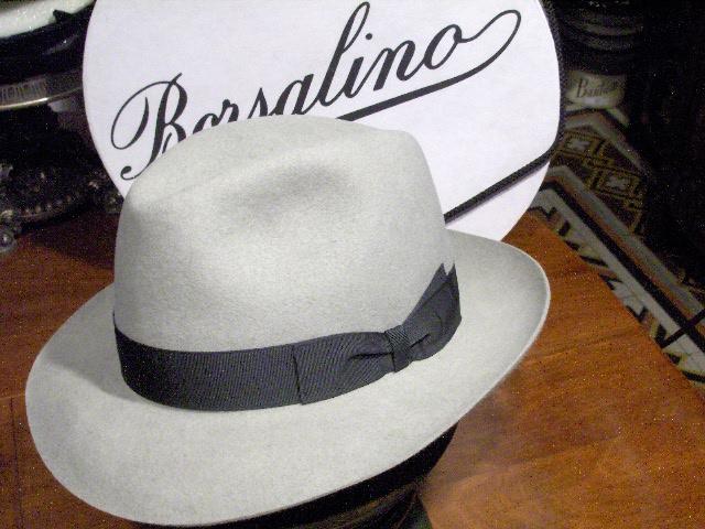 brosalino fedora hat